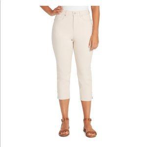 Gloria Vanderbilt Capri pants